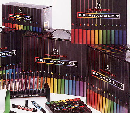 Creative Hands Prismacolor Double Ended Art Markers